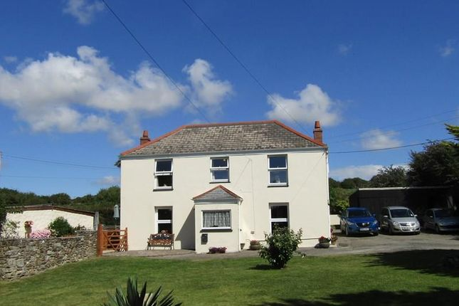 Thumbnail Detached house for sale in Perranporth