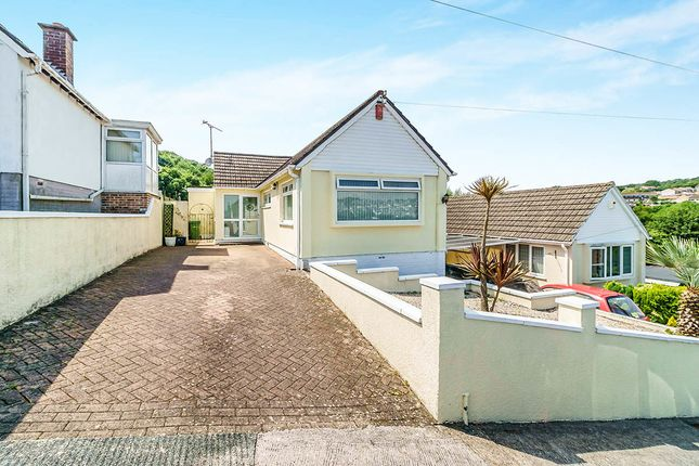 Thumbnail Bungalow for sale in Reddington Road, Higher Compton, Plymouth