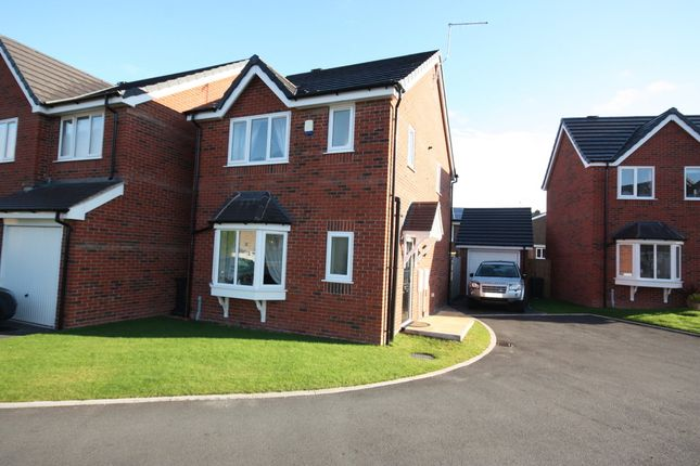 Thumbnail Detached house to rent in Taylors Place, Talke Pits, Stoke-On-Trent