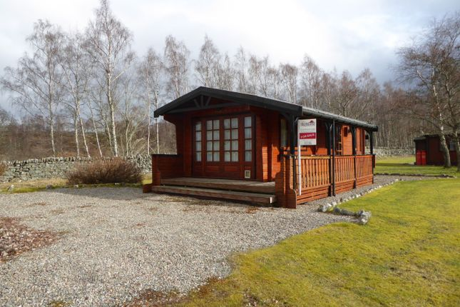 Thumbnail Mobile/park home for sale in Invernahavon Chalet Park, Newtonmore