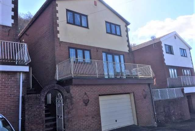Thumbnail Detached house for sale in Derwen Ayr, Porth, Porth