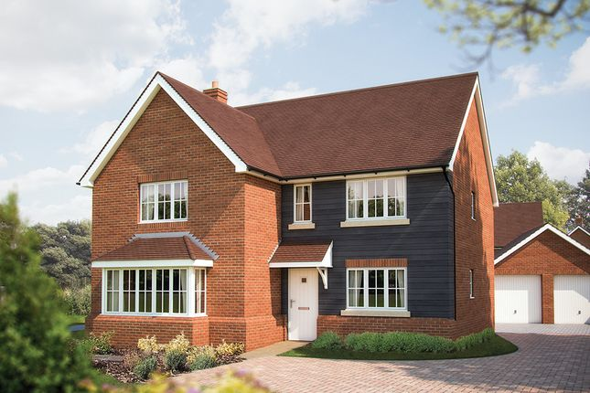 "Thumbnail Detached house for sale in ""The Arundel"" at Rusper Road, Ifield, Crawley"
