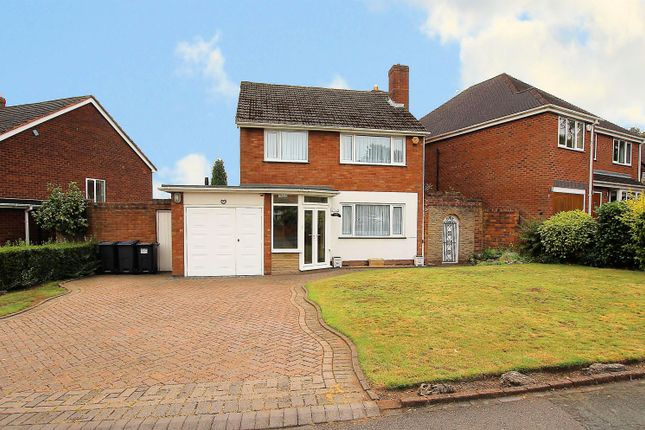 Thumbnail Detached house to rent in Stirling Road, Sutton Coldfield