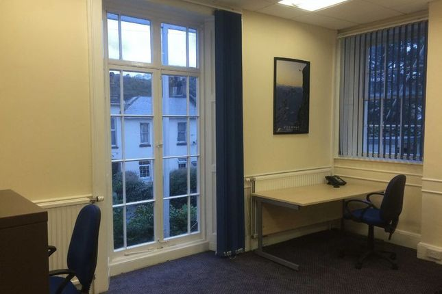 Rear Office of Abbey Road, Torquay TQ2