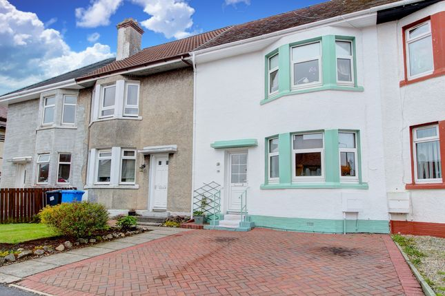 Thumbnail Terraced house for sale in Eastern Avenue, Largs