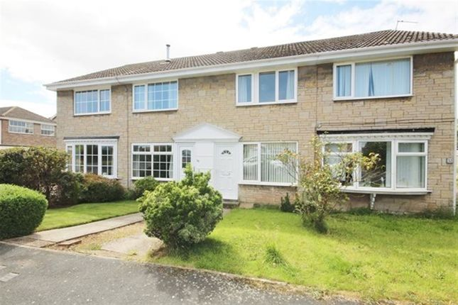 Thumbnail Semi-detached house to rent in Field Avenue, Thorpe Willoughby, Selby