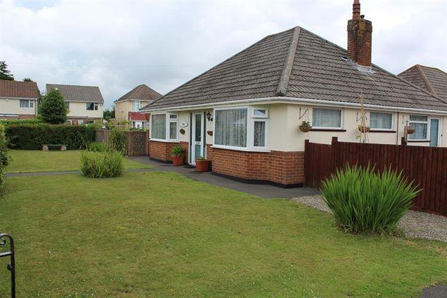 Thumbnail Detached bungalow for sale in Herbert Avenue, Parkstone, Poole