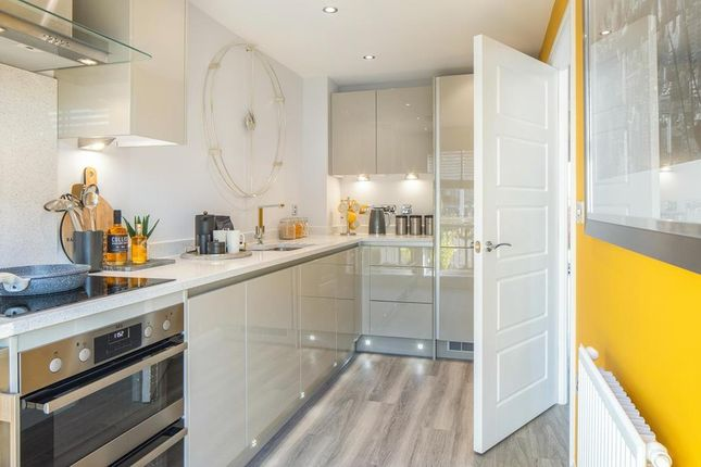 "3 bedroom end terrace house for sale in ""Norbury"" at Butt Lane, Thornbury, Bristol"