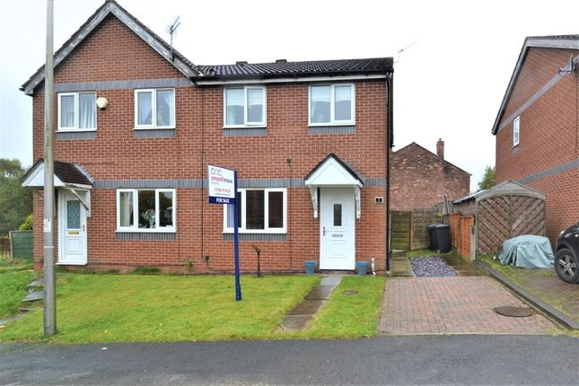 Front Five of Glenview Road, Tyldesley, Manchester M29