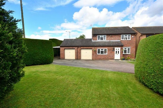 Thumbnail Detached house for sale in Fox Run, Bristol Road, Quedgeley, Gloucester