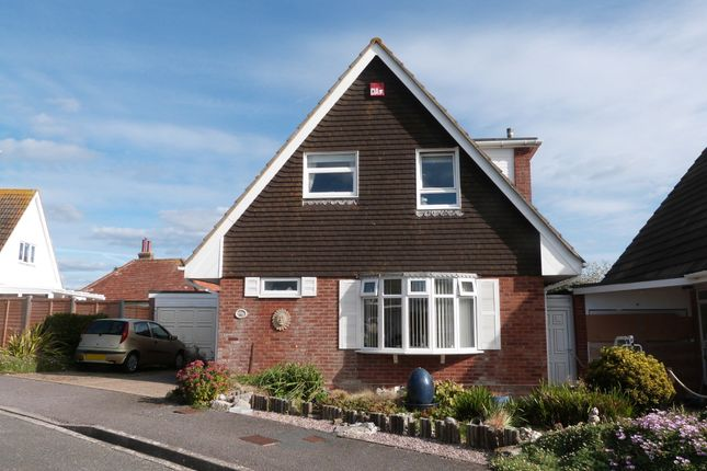 Thumbnail Detached house for sale in Solent Way, Selsey, Chichester