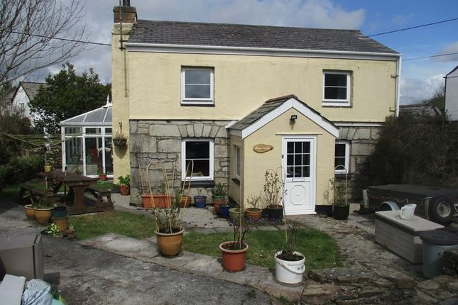 Thumbnail Cottage for sale in Bugle, St. Austell