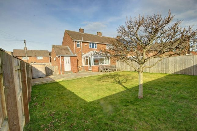 Thumbnail Semi-detached house for sale in Otterburn Crescent, Houghton Le Spring