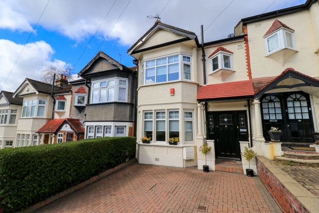Thumbnail Terraced house for sale in Pole Hill Road, London