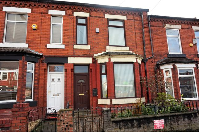 Thumbnail Terraced house for sale in Laburnum Road, Manchester