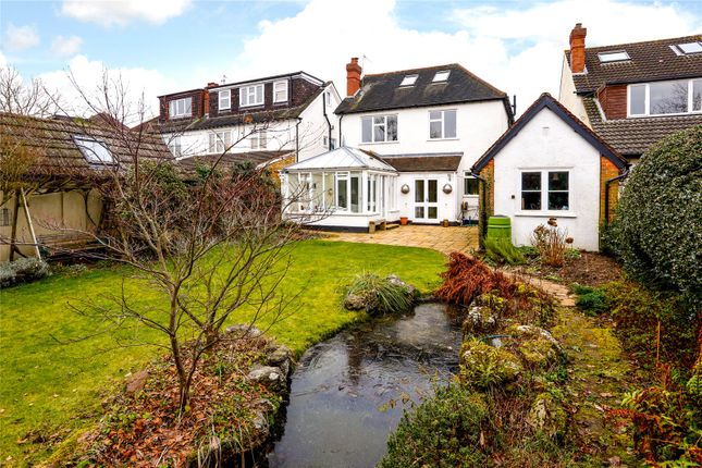 Thumbnail Detached house for sale in Taylor Avenue, Kew