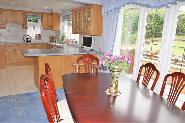 Generous Kitchen Dining Room