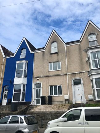Thumbnail Terraced house to rent in King Edward Road, Brynmill, Swansea