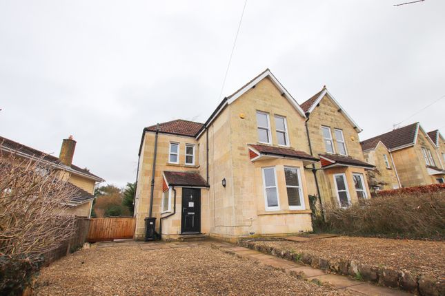 Thumbnail Semi-detached house for sale in Midford Road, Bath