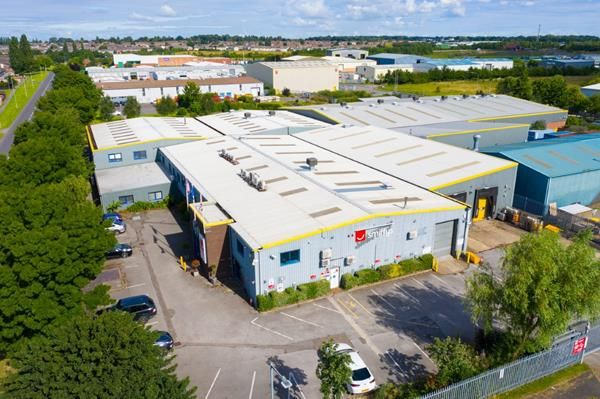 Thumbnail Light industrial for sale in Caldicott Drive, Heapham Road Industrial Estate, Gainsborough