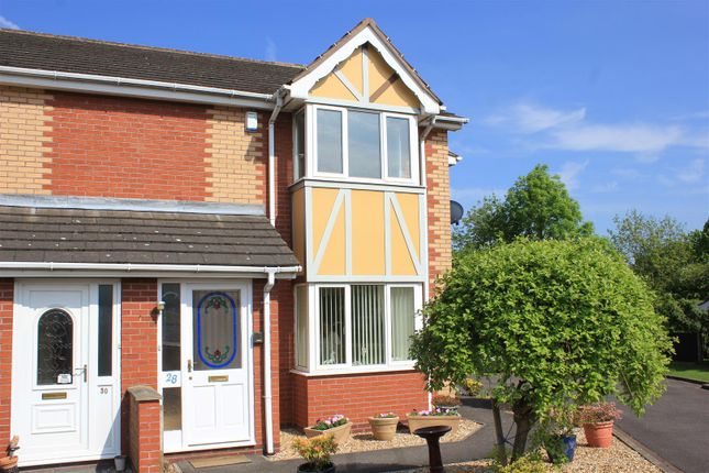 2 bed flat to rent in Chapel Close, Clowne, Chesterfield S43