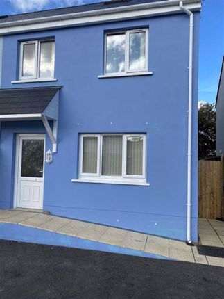 Thumbnail Detached house for sale in Crug Yr Efydd, Crymych, Pembrokeshire