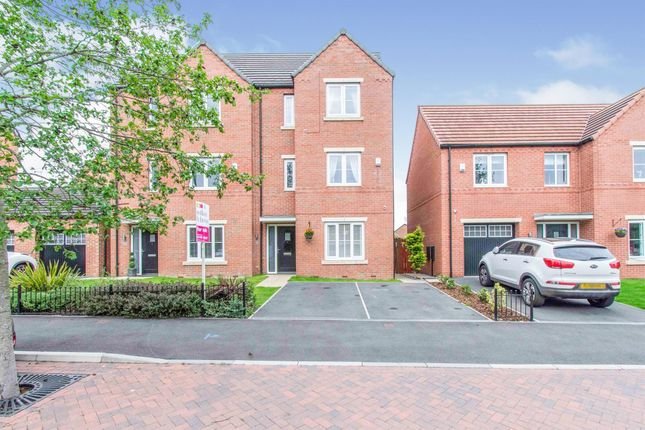 Thumbnail Semi-detached house for sale in Wild Geese Way, Mexborough