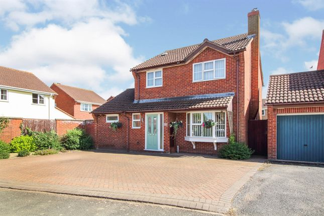 Thumbnail Detached house for sale in Campion Drive, Malvern