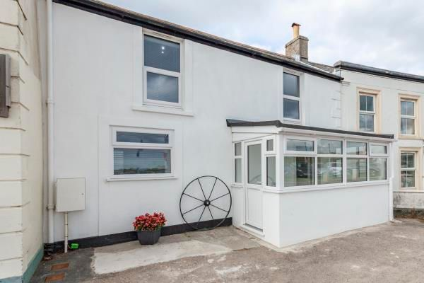Thumbnail Terraced house for sale in Pine Cottage, Coronation Terrace, Blackwater, Truro, Cornwall