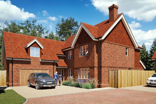 Thumbnail Detached house for sale in Reading Road, Shiplake, Henley-On-Thames