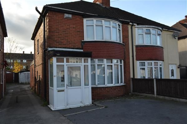 Thumbnail Semi-detached house to rent in Hilton Road, Lanesfield, Wolverhampton