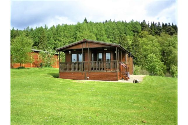 Thumbnail Property for sale in Clear Sky Lodge Park, Kielder