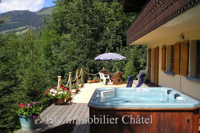 Properties for sale in ch tel abondance thonon les bains for Garage thonon les bains