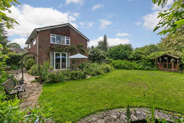 Thumbnail Detached house for sale in The Paddock, Kings Worthy, Winchester