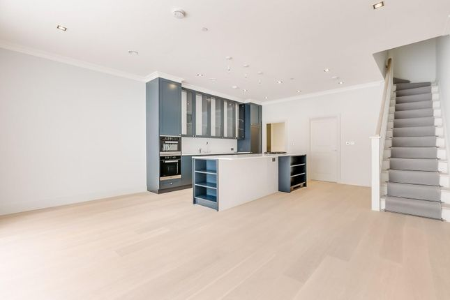 Thumbnail Terraced house to rent in Palladian Gardens, Chiswick, London