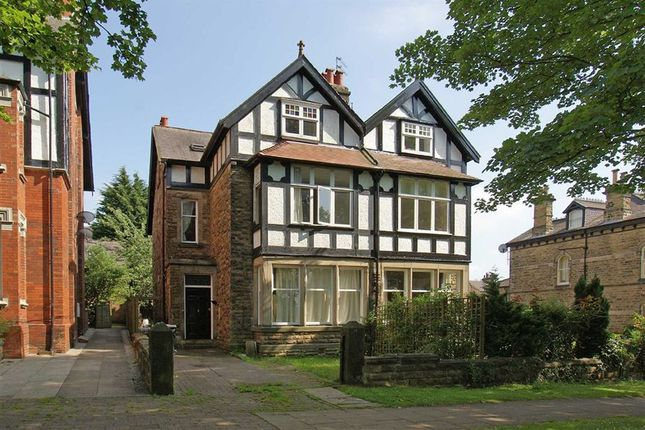 Thumbnail Semi-detached house for sale in Alexandra Road, Harrogate, North Yorkshire