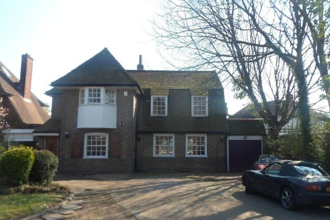 Thumbnail Flat to rent in Shortlands Road, Bromley