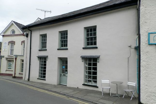 Thumbnail Property for sale in Market Square, Newcastle Emlyn