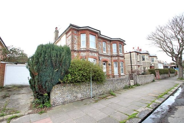 Thumbnail Detached house for sale in Selden Road, Worthing, West Sussex