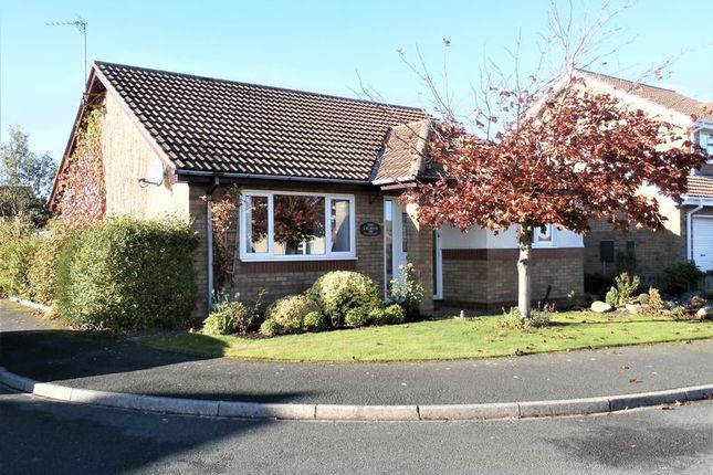 Thumbnail Bungalow for sale in Gloster Park, Amble, Morpeth