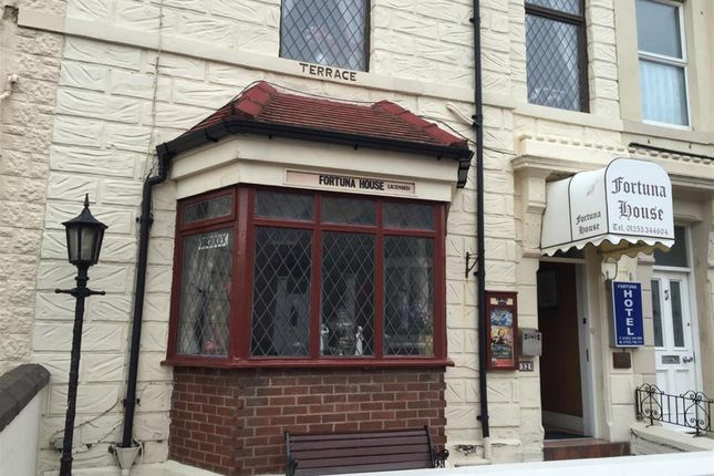 Thumbnail Hotel/guest house for sale in Rawcliffe Street, Blackpool