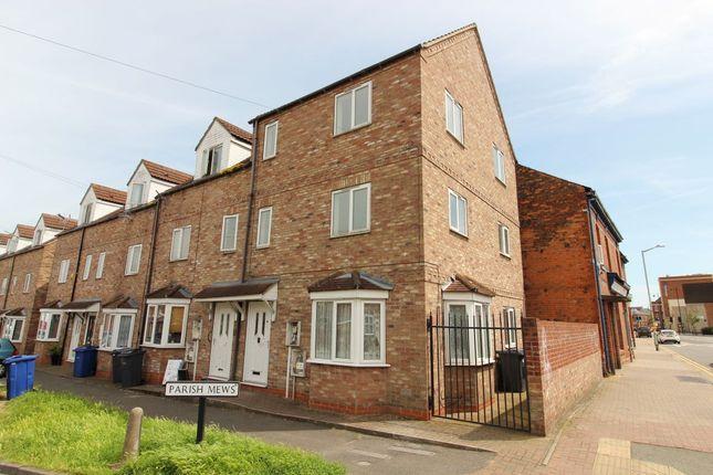 Town house for sale in 1 Parish Mews, Gainsborough, Lincolnshire DN21