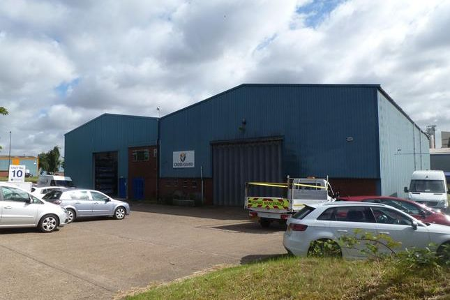 Thumbnail Light industrial for sale in Unit 10, Dunlop Way, Queensway Industrial Estate, Scunthorpe, North Lincolnshire