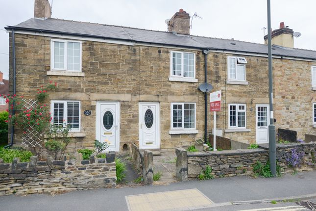 Thumbnail Cottage for sale in St. Johns Road, Newbold, Chesterfield