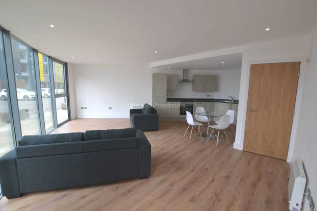 Thumbnail Flat to rent in Pollard Street, Manchester