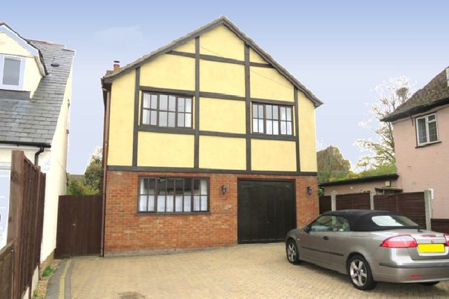 4 bed detached house for sale in Bury Road, Shillington, Hitchin