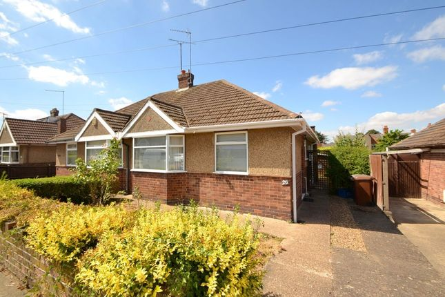 Bungalow for sale in Chalcombe Road, Kingsthorpe, Northampton