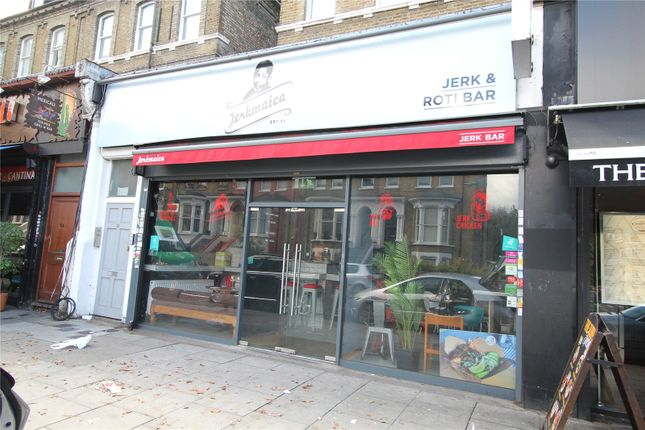 Thumbnail Restaurant/cafe to let in Stroud Green Road, London