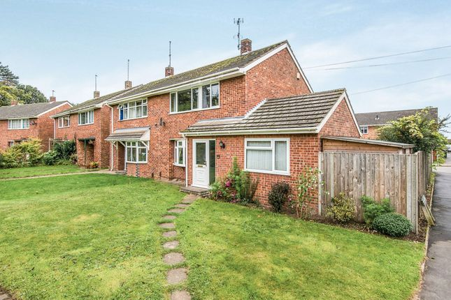 Thumbnail Semi-detached house for sale in Blithewood Gardens, Sprowston, Norwich