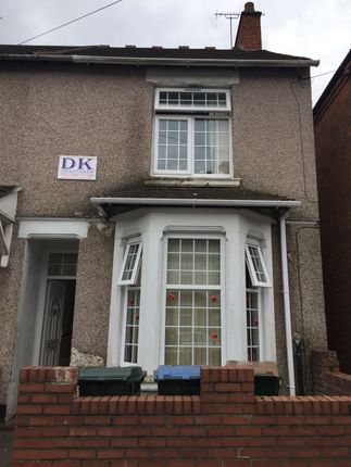 3 bed terraced house for sale in Churchill Avenue, Coventry
